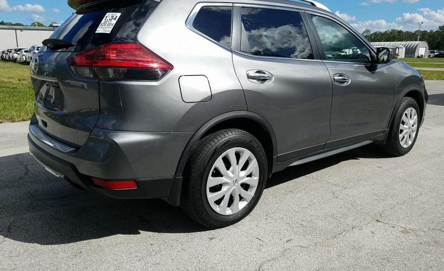 2017 Nissan ROGUE S FWD S